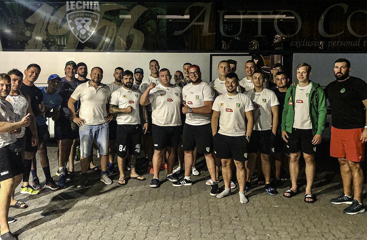 rugby club Lechia gdansk