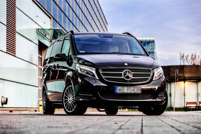 Mercedes V Exclusive